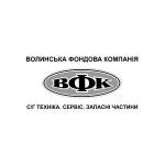 Логотип Волинська фондова компанія