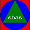 Логотип shas