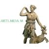 Логотип Артемида-М