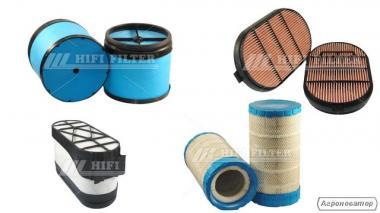 Фільтри повітряні HI-FI для двигуна