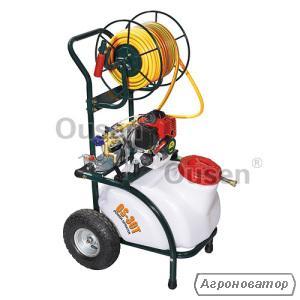 продам  садовый  мотоопрыскиватель OS-30T   30л