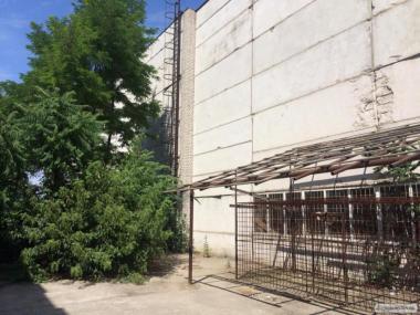 Склад в Одесі 1600 м кв. The warehouse in Odessa, Ukraine.