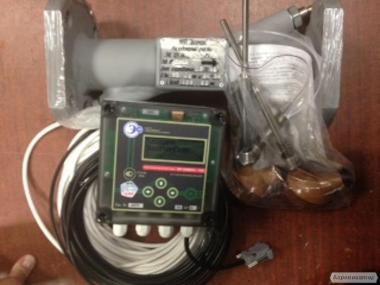 Счетчик тепла ультразвуковой автономный RS232/ GSM/GPRS
