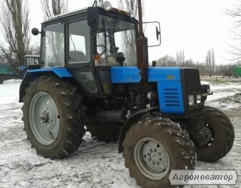 Трактора МТЗ Беларус в розстрочку під 1% річних