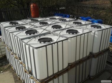 Еврокуб ( IBC-контейнер ) 1000 л, європіддони, бочки. Евротара-Харків