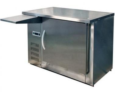 Прилавок, холодильний середньотемпературний ПХС-0,300 охолоджуючий стіл (нерж)