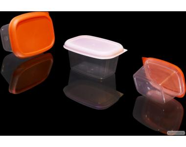 Пластикова упаковка, контейнери, ємності.