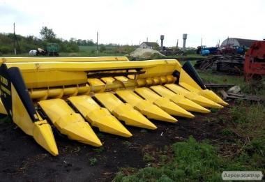 Жатка кукурудзяна Biso Cornpower 8-70 (2008)