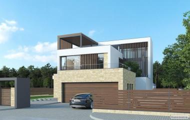 Архитектурные проекты, дизайн интерьеров, индивидуальные жилые дома