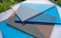 Поликарбонат монолитный, Poliсam,цветной 6 мм.