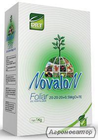 Новалон 20,20,20 мікродобрива для зернових