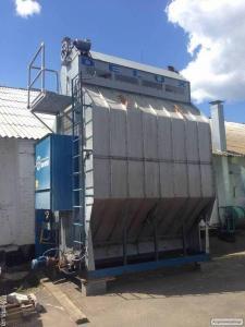 Продам сушку для зерна (б/у)  DELUX модель  DPSL 3520 10 FT
