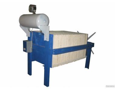 Линия фильтрации растительных масел ЛФ-5