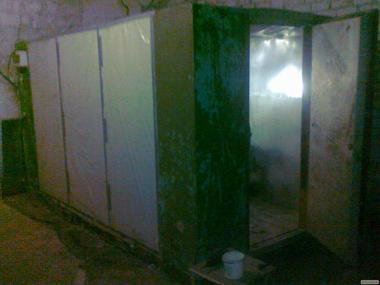 Холодильная камера промышленная