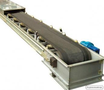 Производим транспортеры ленточные, скребковые, цепные, шнековые