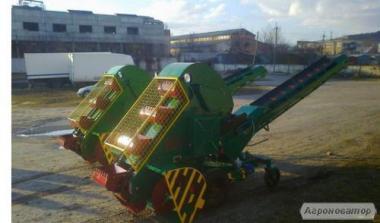 Навантажувач зерна КШП-6 самохідний шнековий