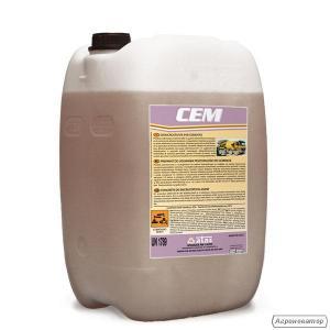 Засіб для видалення цементу і цементно-вапняних розчинів CEM