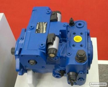 Ремонт гидронасоса Bosch Rexroth A4VG71