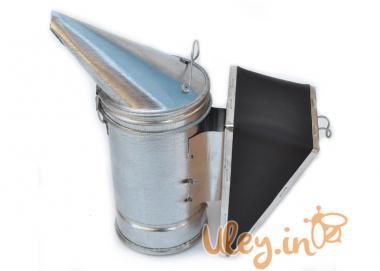 Димар пасічний зі знімним хутром пофарбований порошковою фарбою