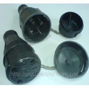 Роз'єм СП-063 З'єднувач СП-063 роз'єм СП063 разьем кабельний СП-0, 63, СПО63,