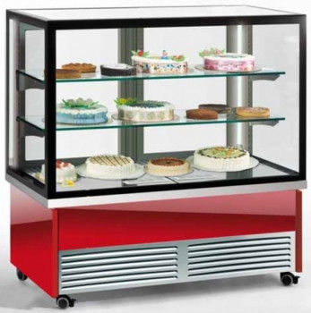 Витрина холодильная Tecfrigo Kelly 130 (БН)