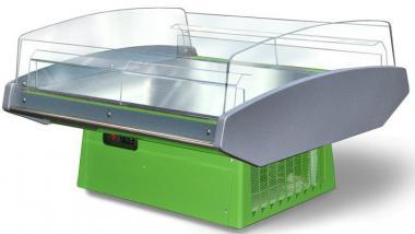 Холодильна вітрина ПВХС(Д) «Вірджинія self» - 2,0