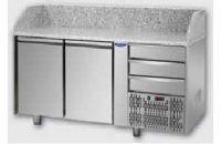 Холодильний стіл для піци 2 двері Tecnodom PZ 02 EKO C3