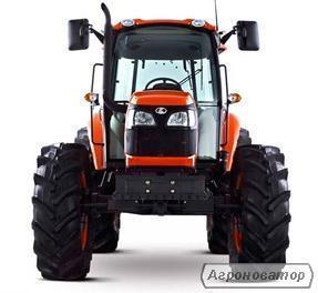 Новый трактор KUBOTA M8540N