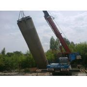 Перенесення резервуарів ( надземних і підземних), естакад злив/наливши