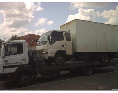Автоэвакуатор Полтава