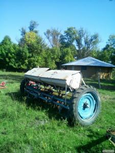 Сеялка зерновая СЗ-3,6 б/у.