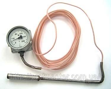 ТКП-100Эк Термометр ТГП-100Эк термометр электроконтактный манометрический сигнализирующий