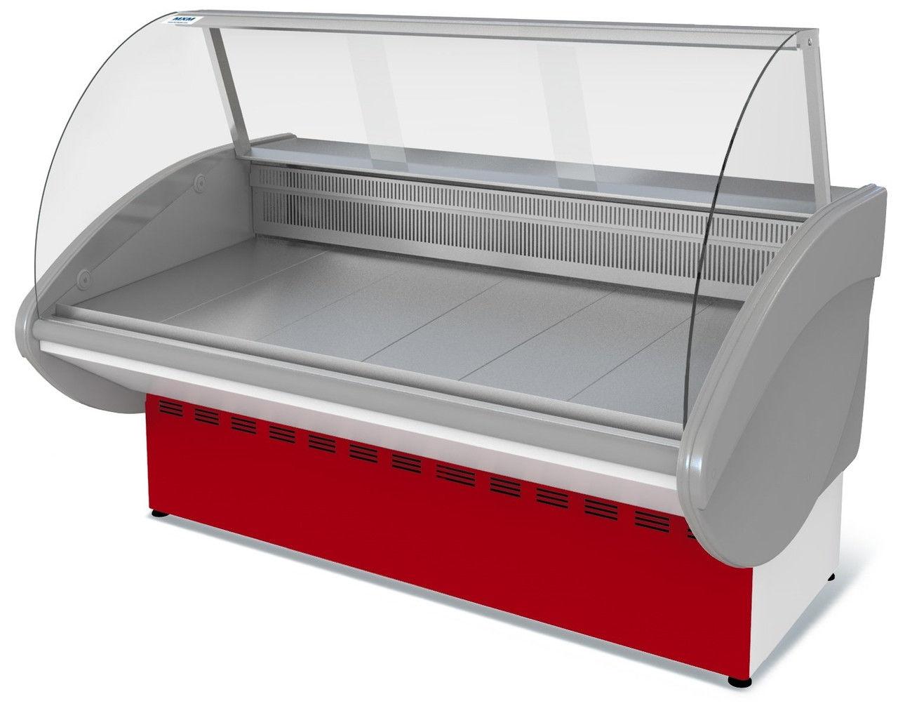 Холодильна вітрина Ілеть 1,2 1,5 1,8 2,1 МХМ