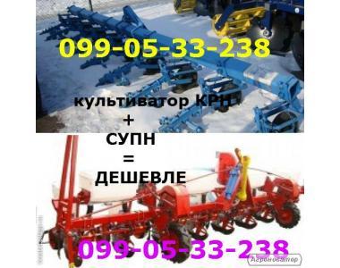 Акція!!! Сівалка СУПН-8 і культиватор КРН-5.6
