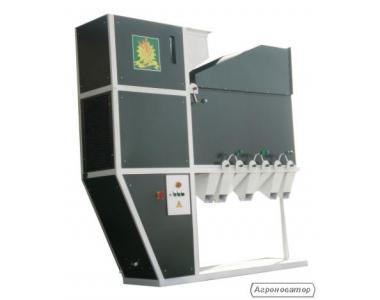 Зерноочистительная машина ИСМ-15 (сепаратор для зерна)