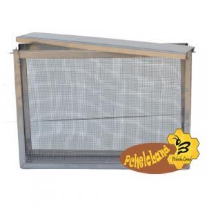 Ізолятор сітчастий оцинкований на вулик типу «Дадан» на 2 рамки