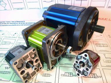 Виробництво шестеренних насосів і гідромоторів