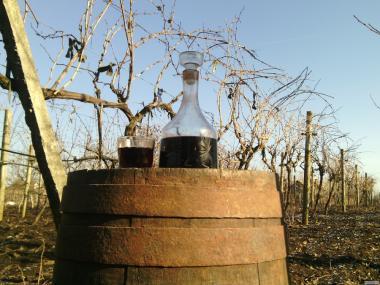 Продам  сухое красное вино