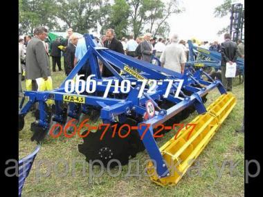 АГД-3,5Агрегат почвообрабатывающийАгрореммашТ-150К