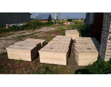 Ульи лежаки 24 рамки Дадана