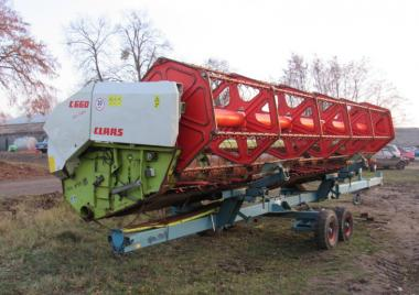Жатка зернова Claas C660 (1998)