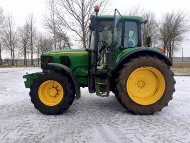 Трактор John Deere 6320 (2006)