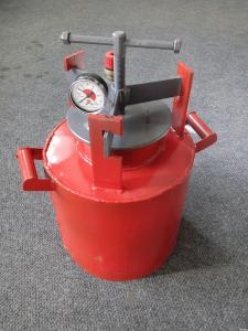 Автоклав бытовой на 16 банок 0,5 л