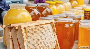 Мед натуральный, высококачественный