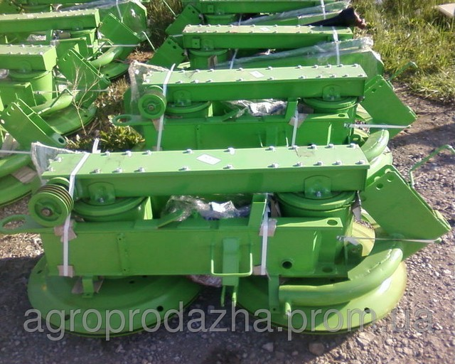 Косарка роторна Agromech 1,65
