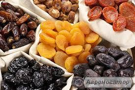 Сухофркуты, орехи, цукаты оптом и мелким оптом
