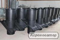 Вентиляционные шахты, комины вентиляционные(есть б/у)
