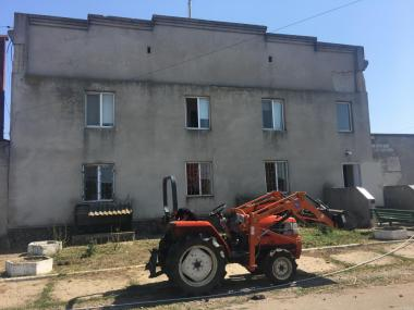 Продам мини трактор