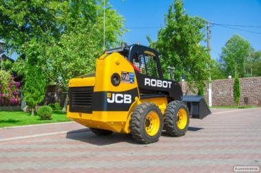 Минипогрузчик JCB Robot 160