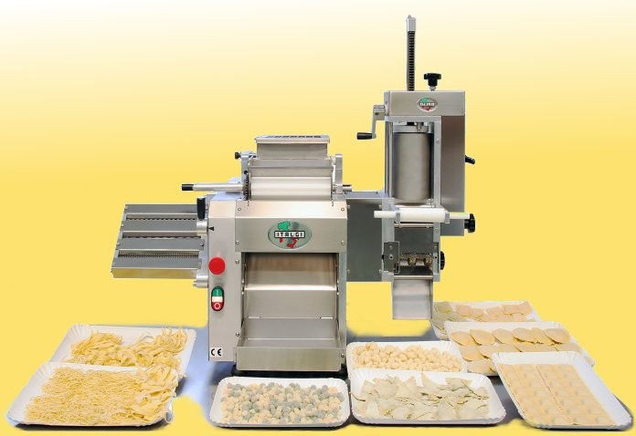 Оборудование линии для производства макарон и макаронных изделий. Италия